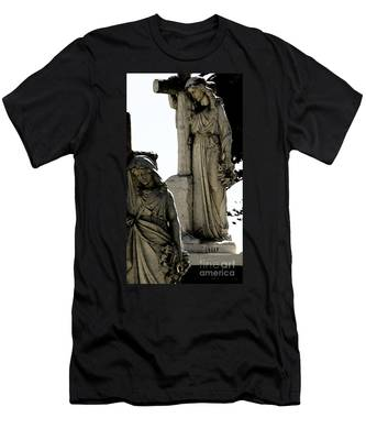 Procession Of Faith Men's T-Shirt (Athletic Fit)