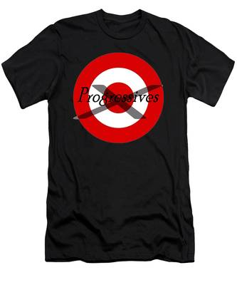 Progressives Men's T-Shirt (Athletic Fit)