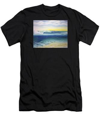 Reef Bowl Men's T-Shirt (Athletic Fit)