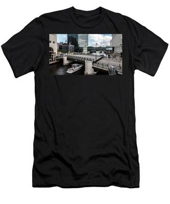 Rich People Holding Up Traffic In The Itty-bitty-city Men's T-Shirt (Athletic Fit)