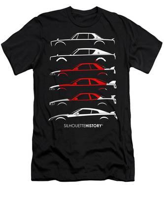 Subaru Rising Sun Men/'s T Shirt