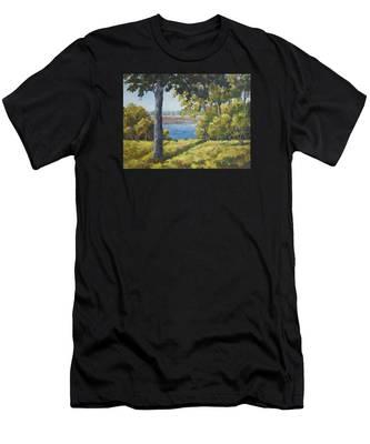 Rock Cut State Park Men's T-Shirt (Athletic Fit)