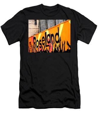 Roseland Ballroom In Nyc Men's T-Shirt (Athletic Fit)