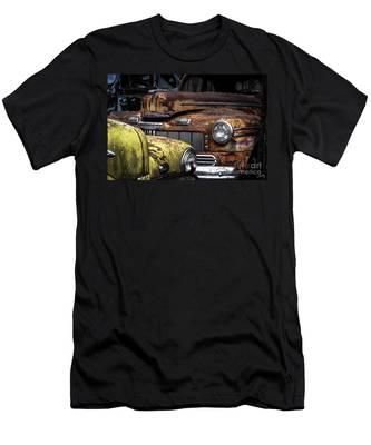 Rusting Away ... Men's T-Shirt (Athletic Fit)