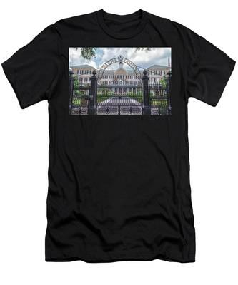 Sacre Coeur Men's T-Shirt (Athletic Fit)