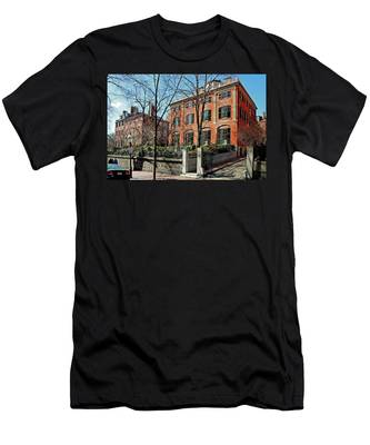 Second Harrison Gray Otis House  Men's T-Shirt (Athletic Fit)