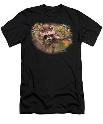 Seeking Mischief Men's T-Shirt (Athletic Fit)