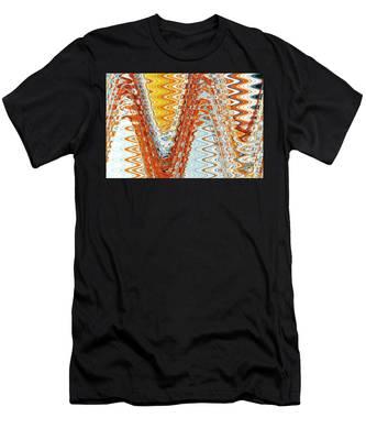 Sizzle Rock Men's T-Shirt (Athletic Fit)