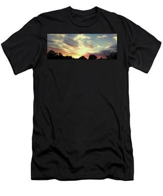 Skyscape Men's T-Shirt (Athletic Fit)
