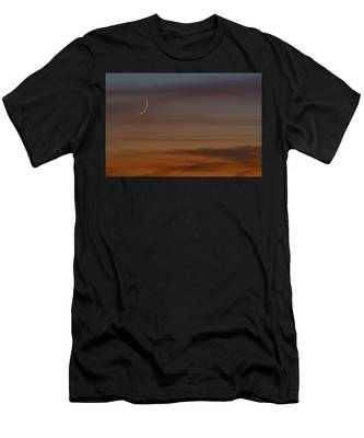 Men's T-Shirt (Athletic Fit) featuring the photograph Sliver by Carl Young