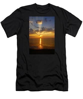 Spiritual Sunrise Men's T-Shirt (Athletic Fit)