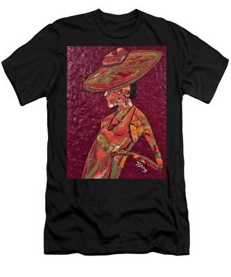 Stepping Out Men's T-Shirt (Athletic Fit)