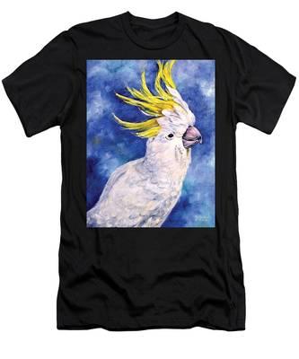 Sulphur-crested Cockatoo Men's T-Shirt (Athletic Fit)