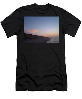 Summer Dawn Men's T-Shirt (Athletic Fit)