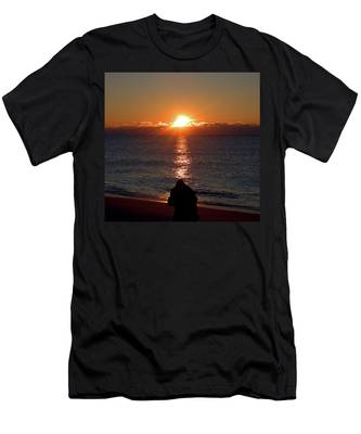 Sun Chasers I I I Men's T-Shirt (Athletic Fit)