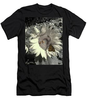 Sunflower Tint Men's T-Shirt (Athletic Fit)