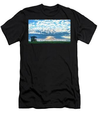 Sunrise Hope Delray Beach Florida Men's T-Shirt (Athletic Fit)