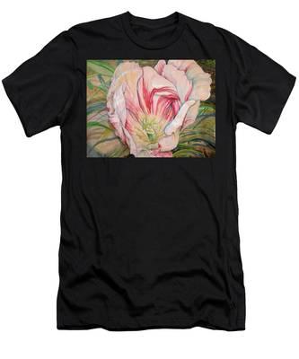 Tempting  Tulip Men's T-Shirt (Athletic Fit)