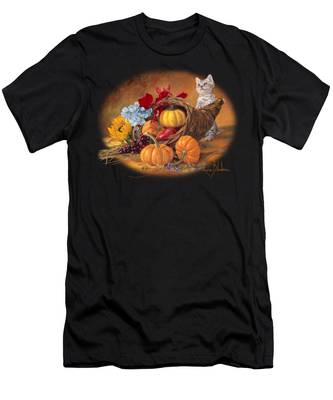 Thankful Men's T-Shirt (Athletic Fit)