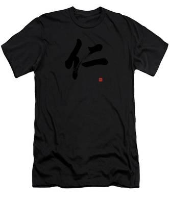 Japanese Calligraphy T-Shirts