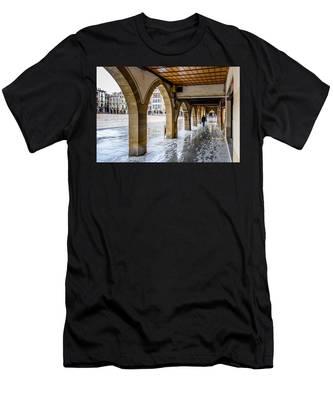 The Rain In Spain Men's T-Shirt (Athletic Fit)
