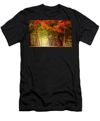 The Secret Place Men's T-Shirt (Athletic Fit)