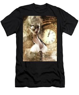 The Time Has Come Men's T-Shirt (Athletic Fit)