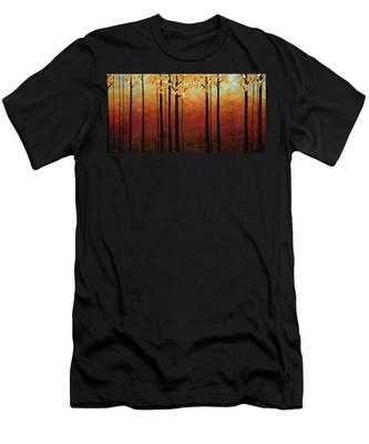 Tranquilidad Men's T-Shirt (Athletic Fit)