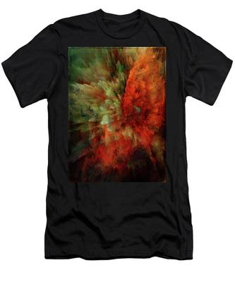 Turmoil Men's T-Shirt (Athletic Fit)
