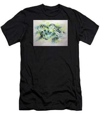 Turtle Soup Men's T-Shirt (Athletic Fit)