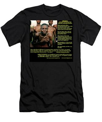 Ubuntu Men's T-Shirt (Athletic Fit)