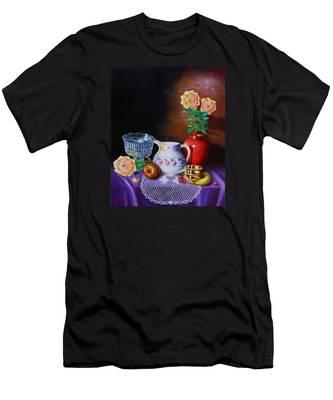 Nostalgic Vision Men's T-Shirt (Athletic Fit)
