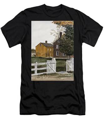 Village Gate Men's T-Shirt (Athletic Fit)