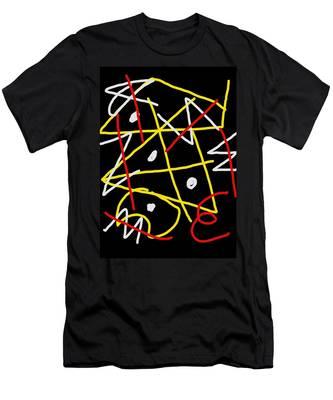 Void Apparent Men's T-Shirt (Athletic Fit)