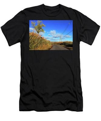 Wanderer's Way Men's T-Shirt (Athletic Fit)