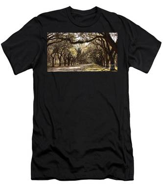Warm Southern Hospitality Men's T-Shirt (Athletic Fit)