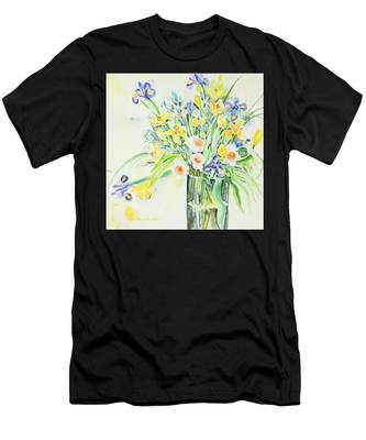 Watercolor Series 143 Men's T-Shirt (Athletic Fit)