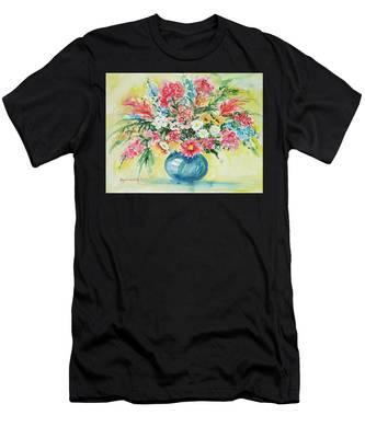 Watercolor Series 58 Men's T-Shirt (Athletic Fit)