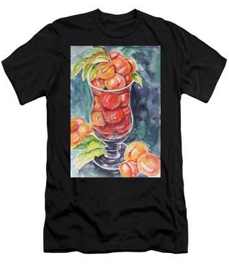 Watercolor Series No. 214 Men's T-Shirt (Athletic Fit)