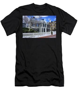 Waterhouse House In Cambridge Men's T-Shirt (Athletic Fit)