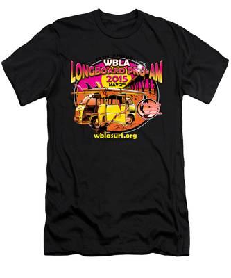 Wbla 2015 For Promo Items Men's T-Shirt (Athletic Fit)