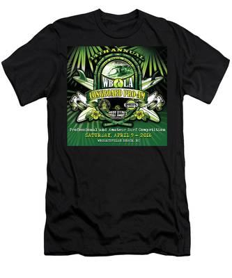 Wbla Proam 2016 Men's T-Shirt (Athletic Fit)