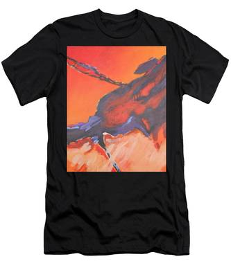 What In The World? Men's T-Shirt (Athletic Fit)