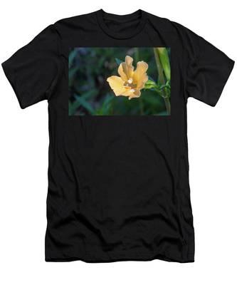 Wilderness Flower 2 Men's T-Shirt (Athletic Fit)