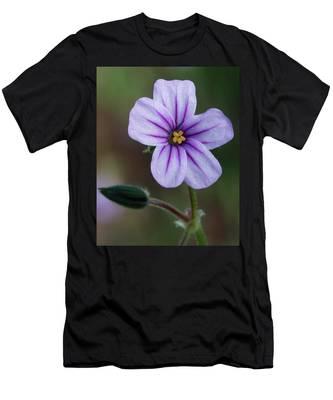 Wilderness Flower 3 Men's T-Shirt (Athletic Fit)
