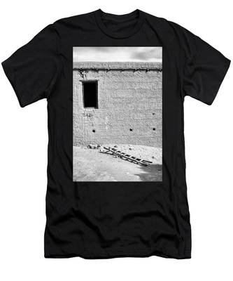 Window And Ladder, Shey, 2005 Men's T-Shirt (Athletic Fit)
