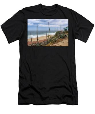 Windy On Redondo Men's T-Shirt (Athletic Fit)
