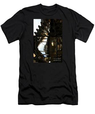 Within The Rings Of Lenses And Prisms - Water Color Men's T-Shirt (Athletic Fit)