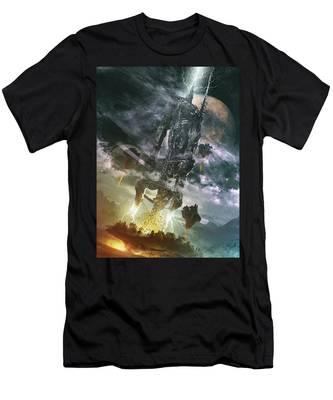 World Thief Men's T-Shirt (Athletic Fit)