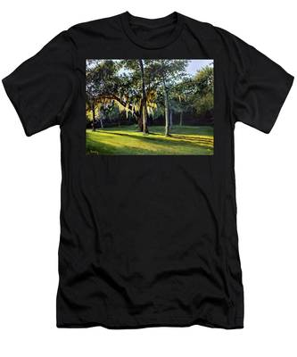 A New Sunset Men's T-Shirt (Athletic Fit)